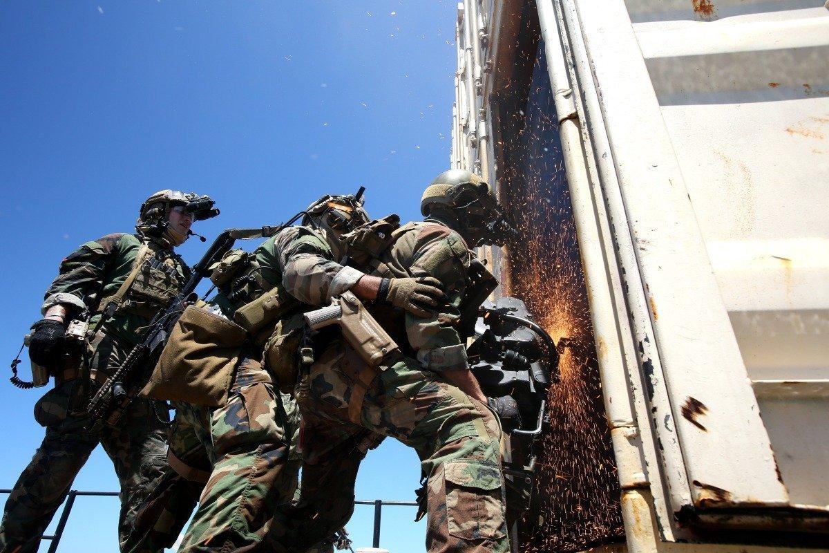 Operaciones Especiales: El equipo más a mano