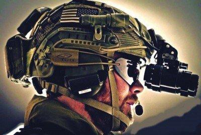 Gafas de protección balística Smith Optics