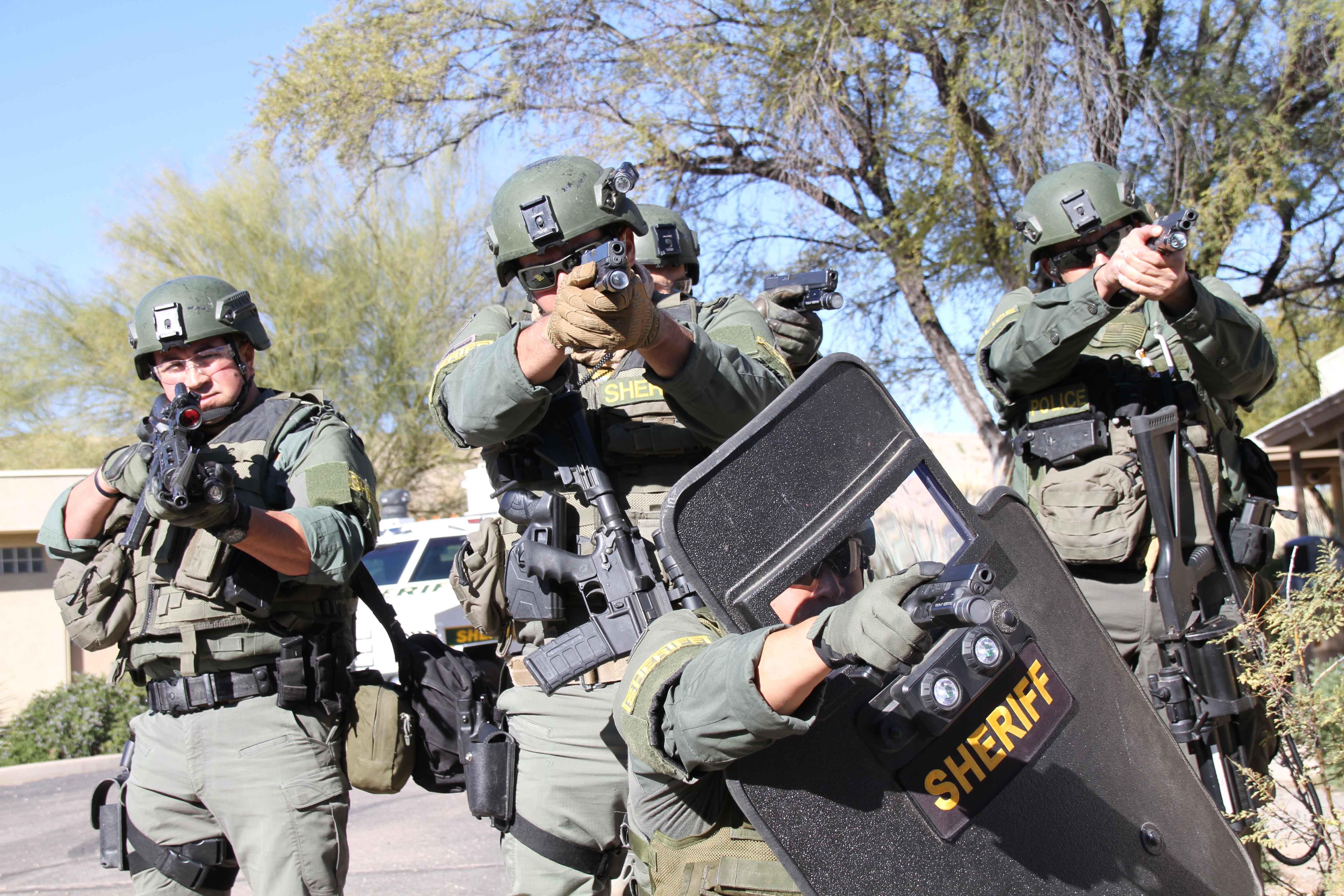 PIMA REGIONAL SWAT