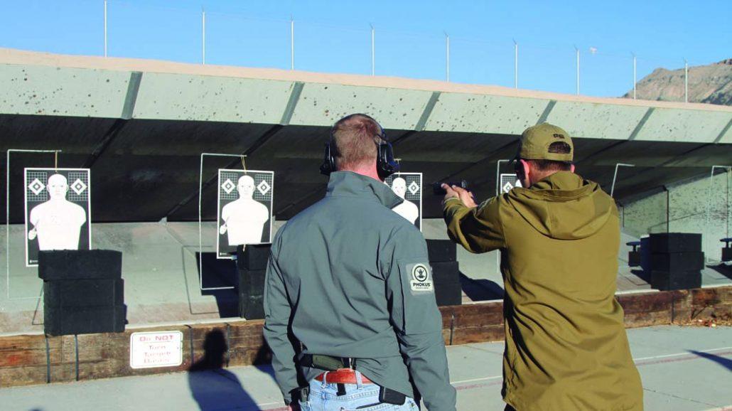 Action Target Las Vegas