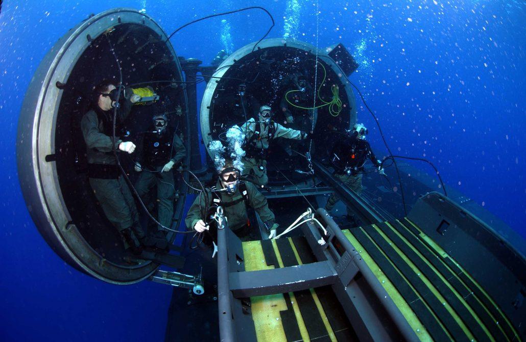 Navy Seal SDV2 Operaciones Especiales