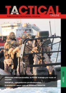 Revista Tactical Online Abril 2020