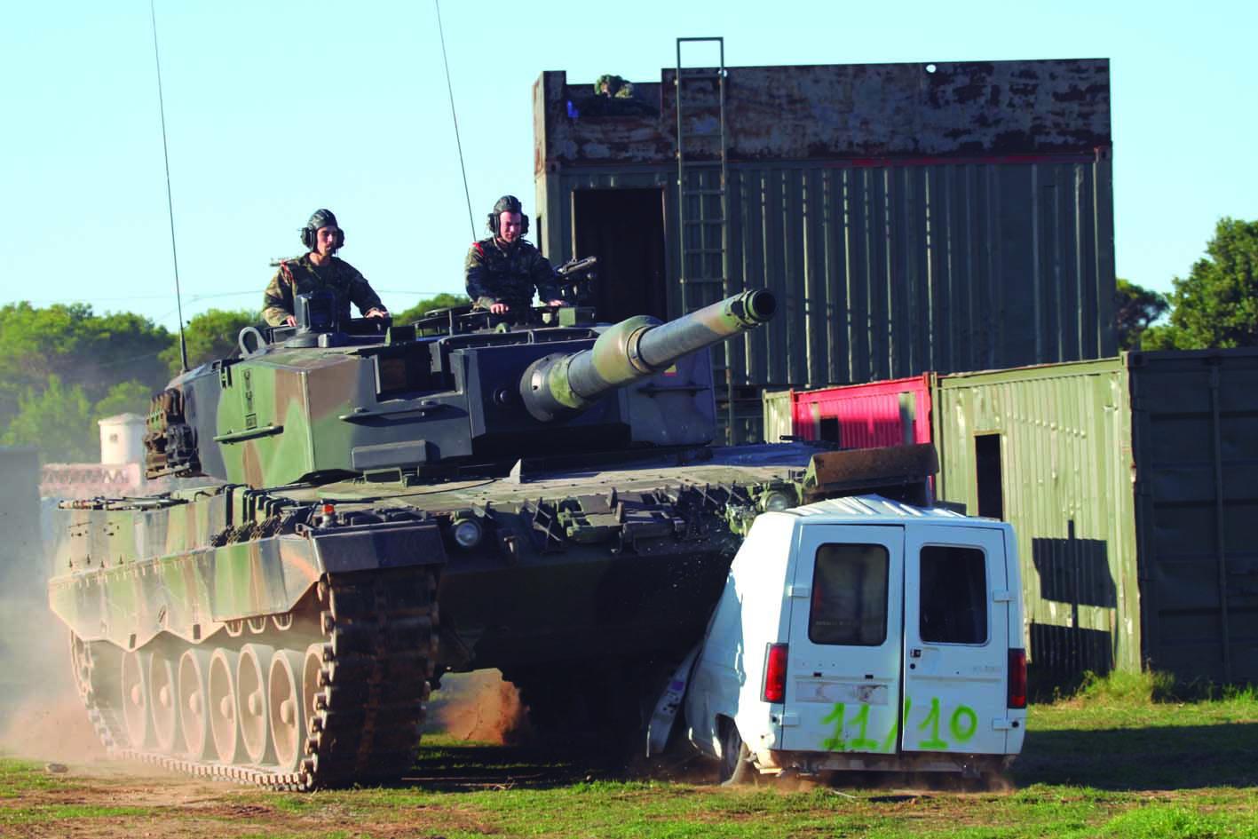 COMGEMEL el Ejército de Tierra en Melilla