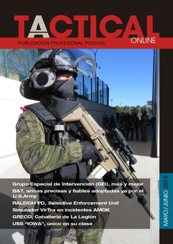 Revista Tactical Online Mayo Junio 2019