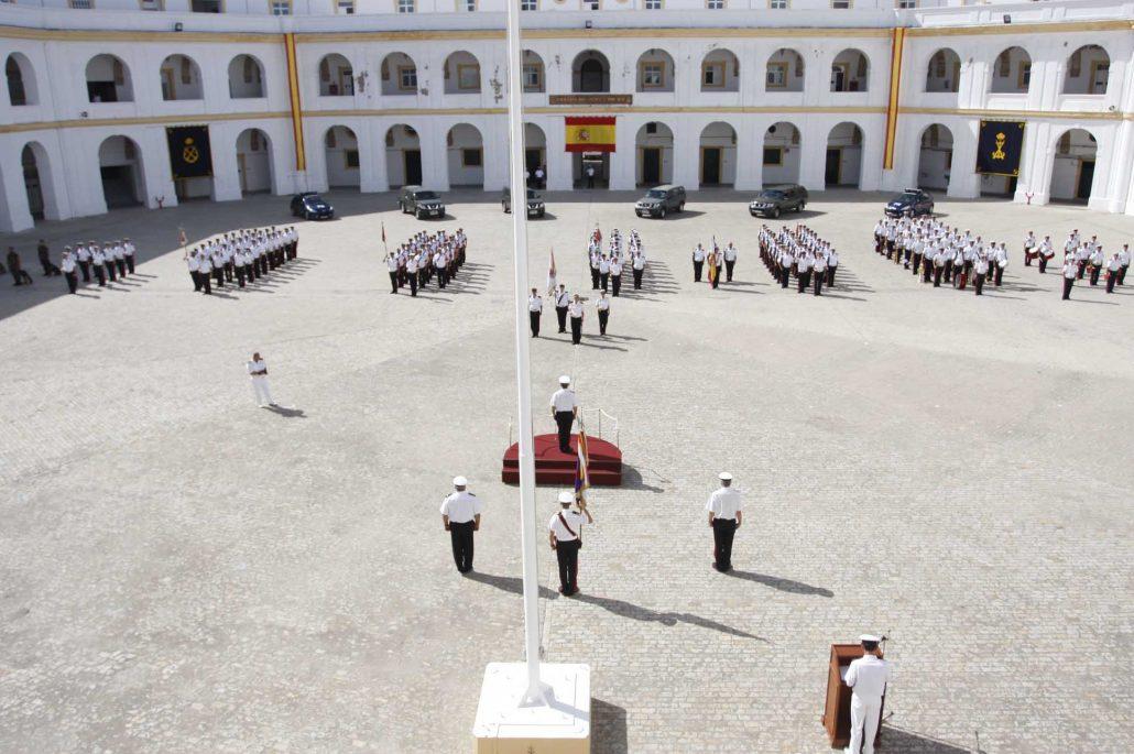 Tercio Sur Infantería de Marina cuartel