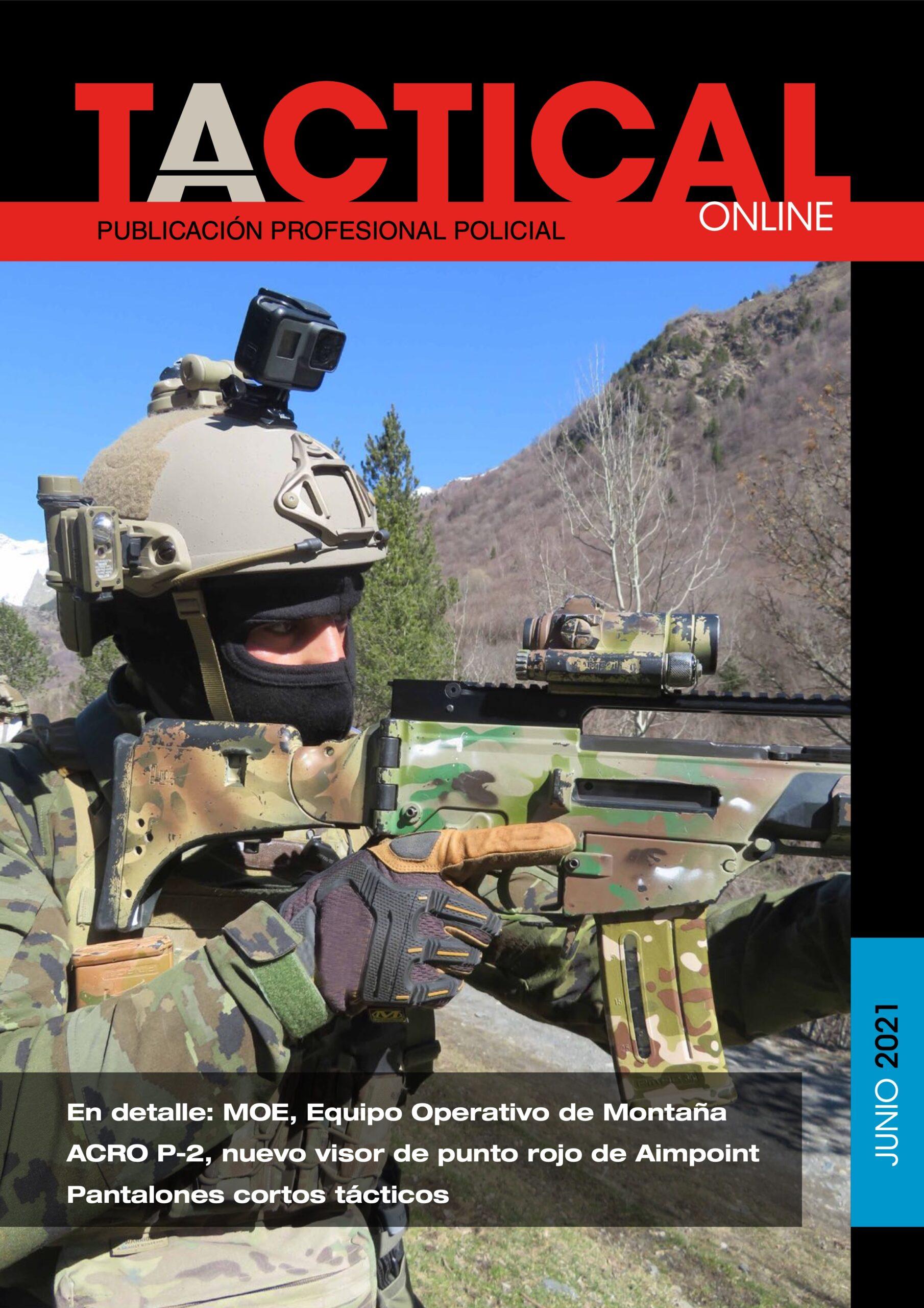 Tactical Online Junio 2021