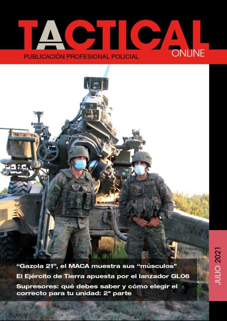 Tactical Online Julio Agosto 2021