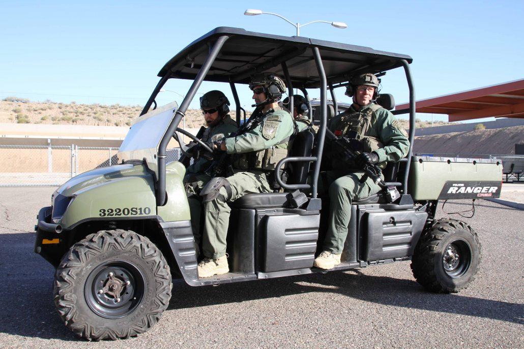 Glendale PD SWAT 08