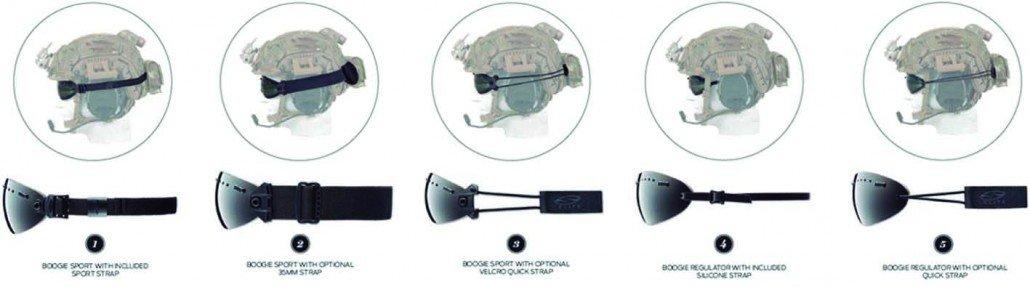 Smith Optics cinta sujección