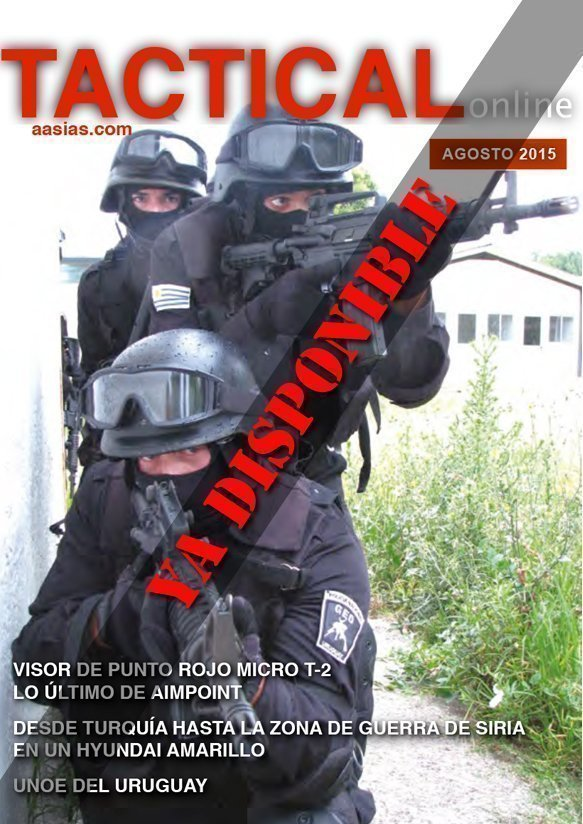 Tactical Online Agosto 2015