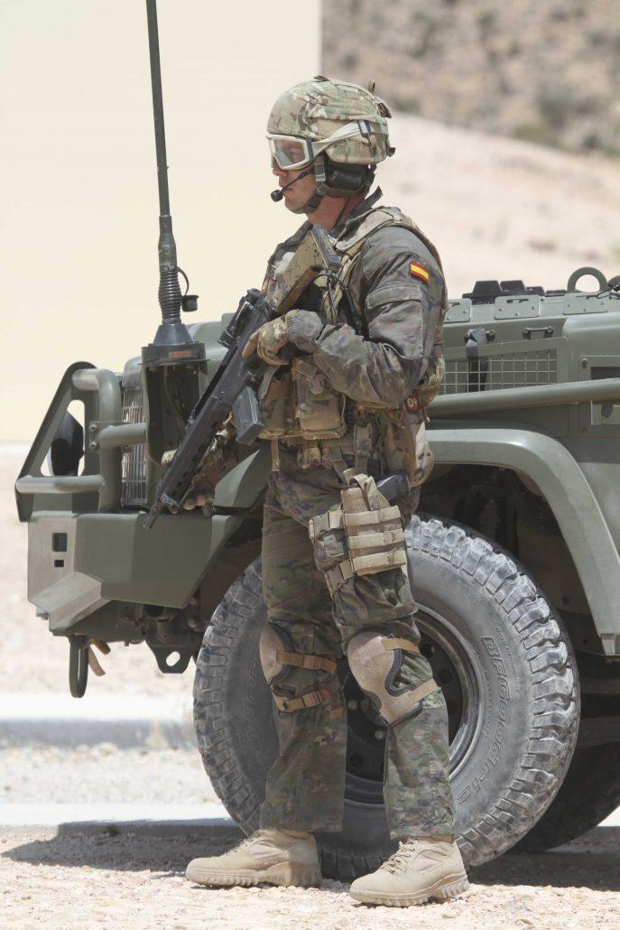 Operaciones Especiales España