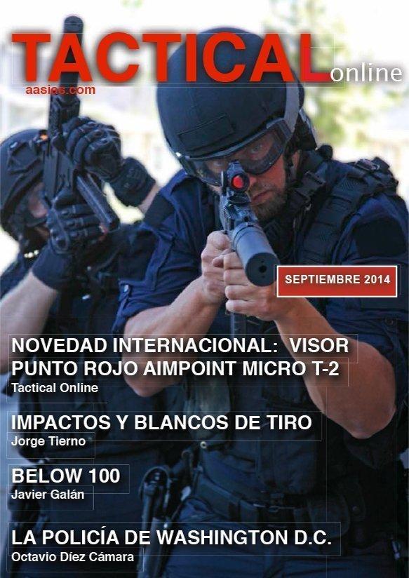 Descargar tactical online septiembre 2014