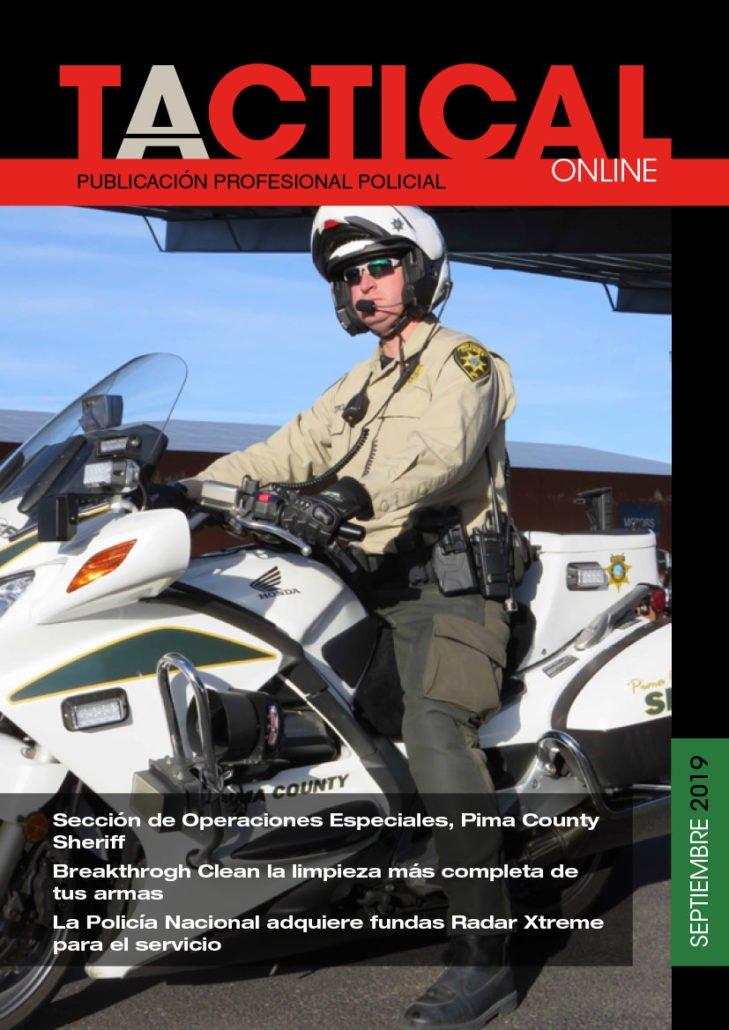 Revista Tactical Online Septiembre 2019