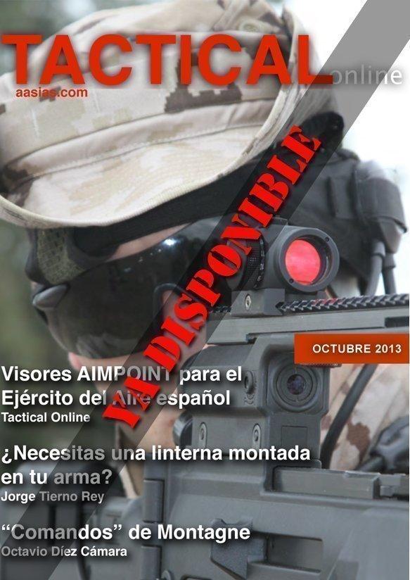 Ya disponible Tactical Online Octubre 2013