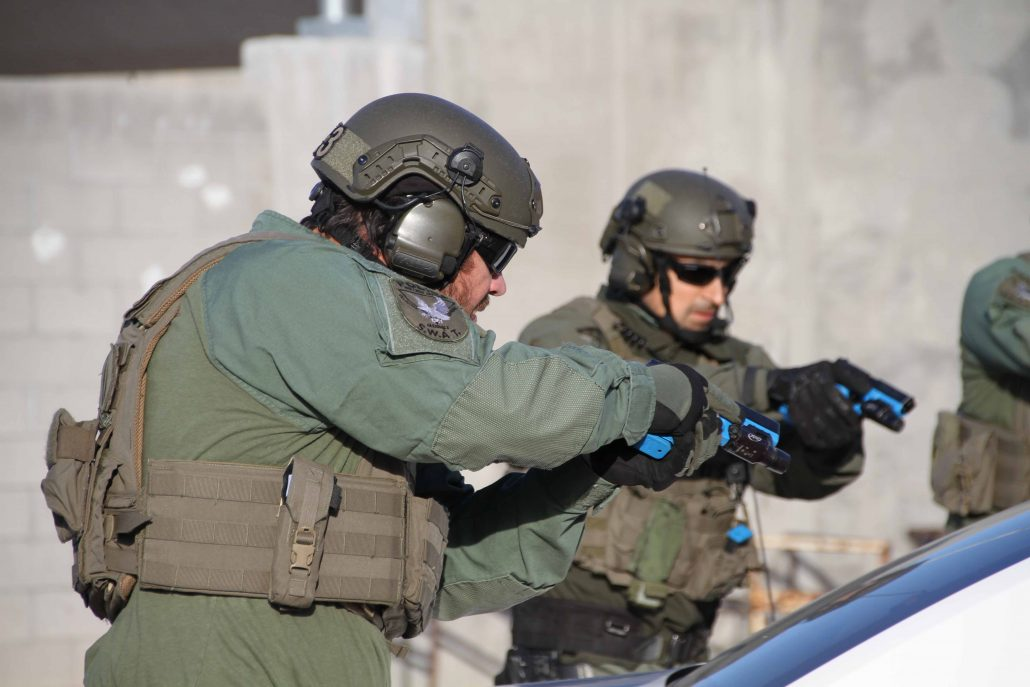 Glendale PD SWAT 11
