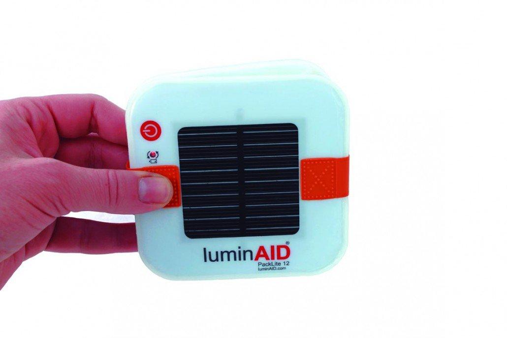 LuminAid Packlite 12