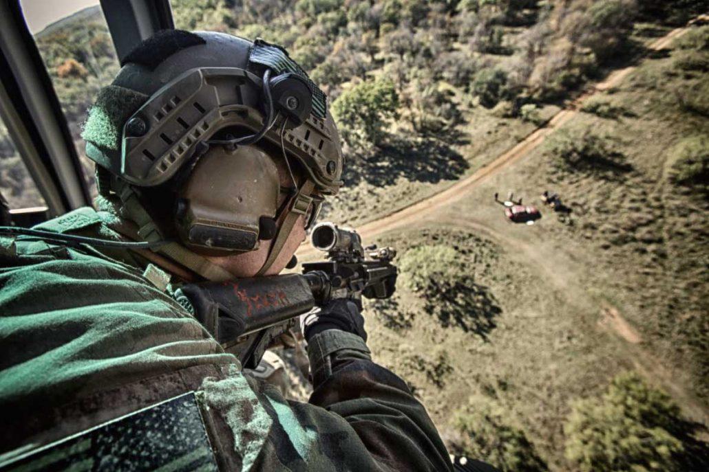 Operaciones Especiales USA MARSOC