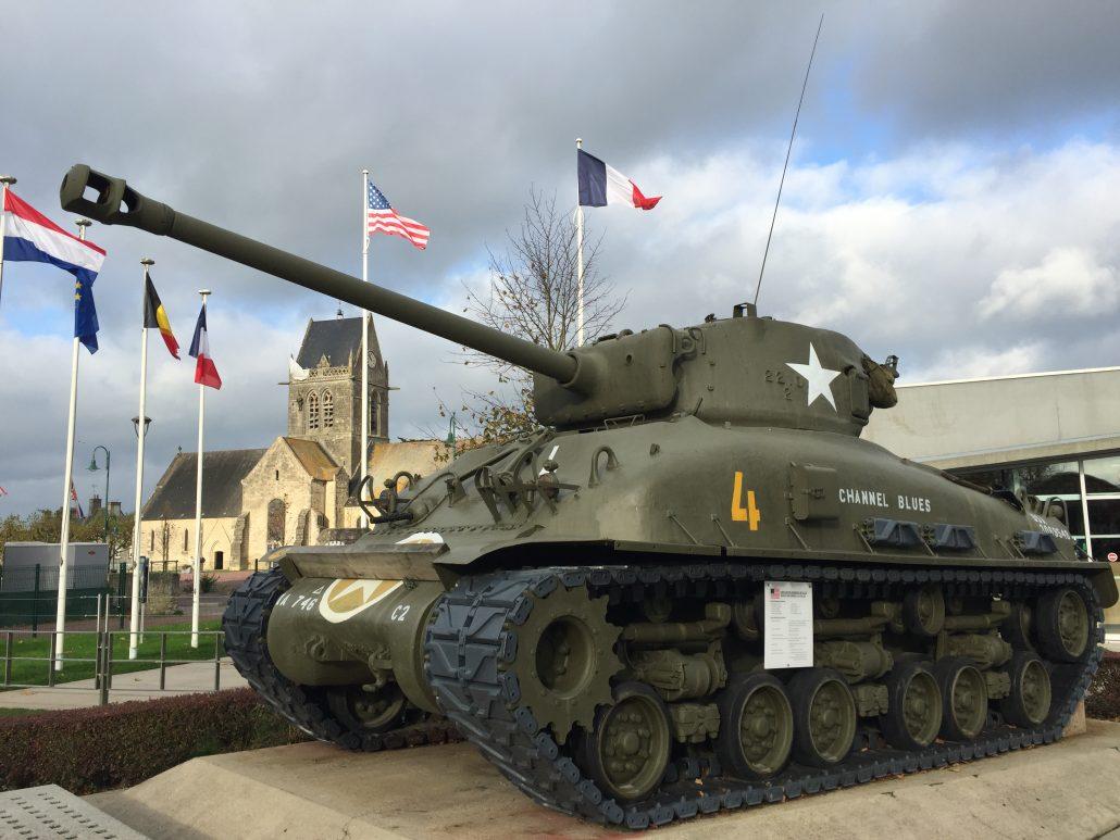 Tanque aliado