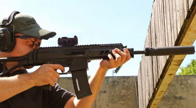 Fusil B&T APC .300 Whisper