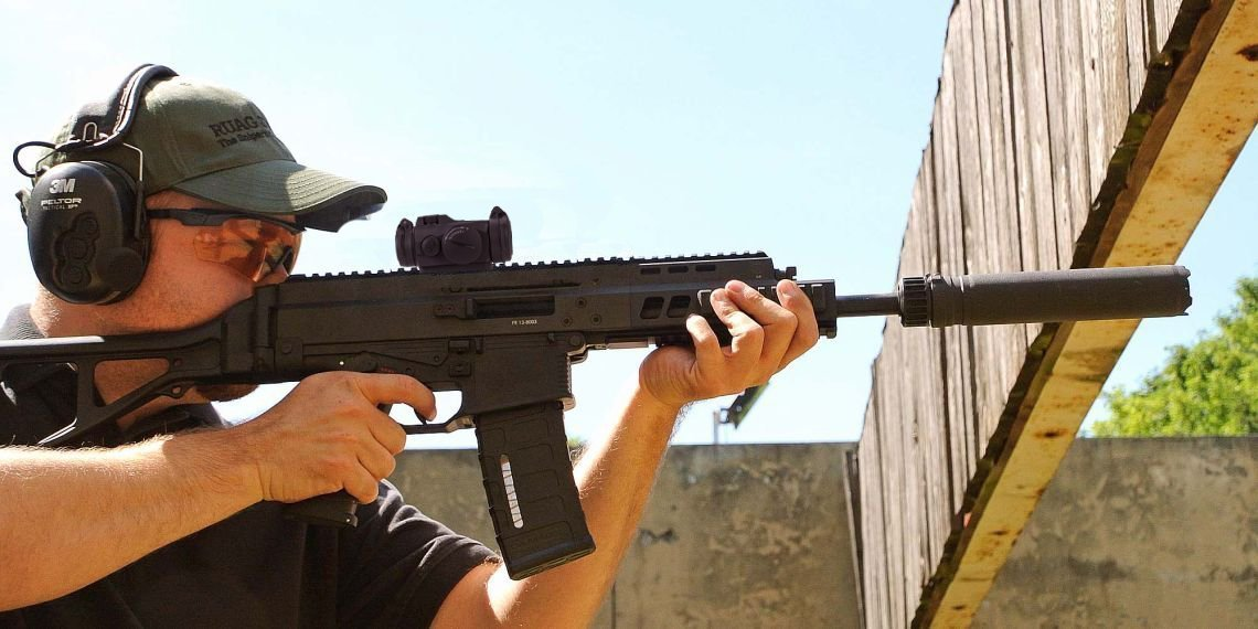 Bélgica adopta de manera unánime el calibre .300 Whisper