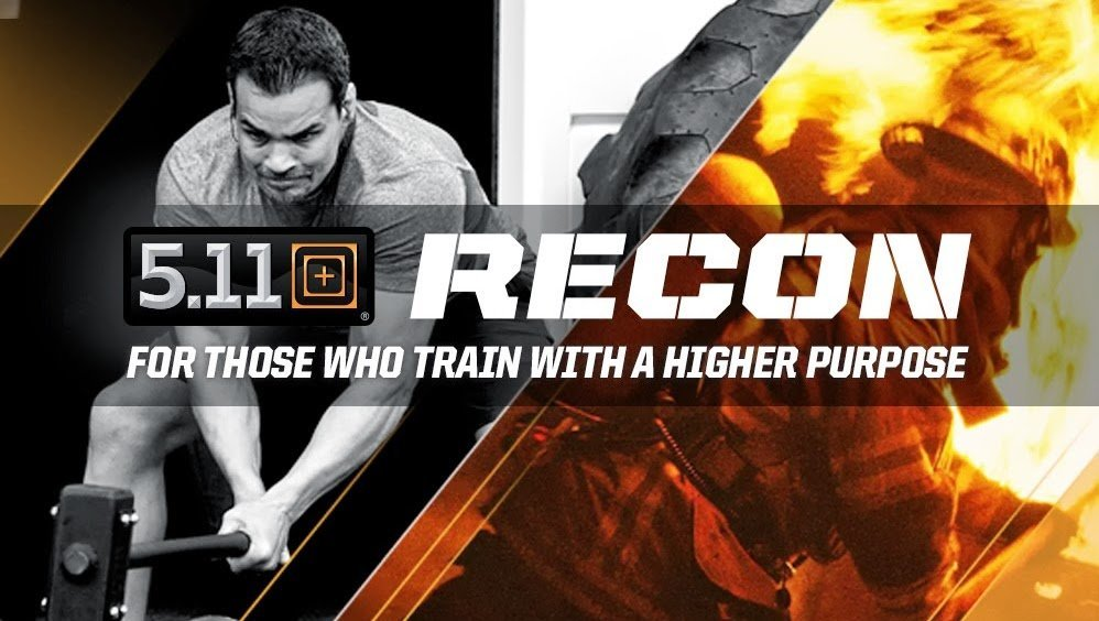 5.11 Recon banner