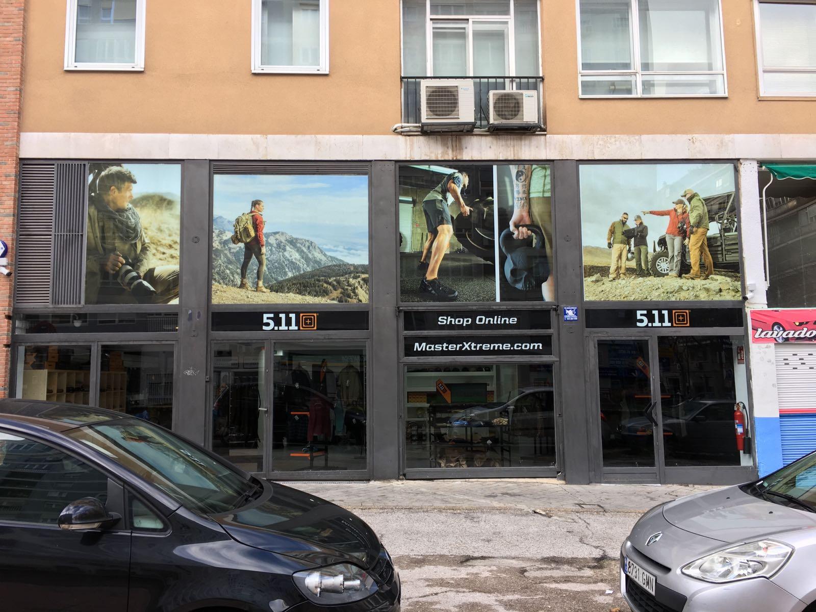 5.11 Premium Dealer Madrid