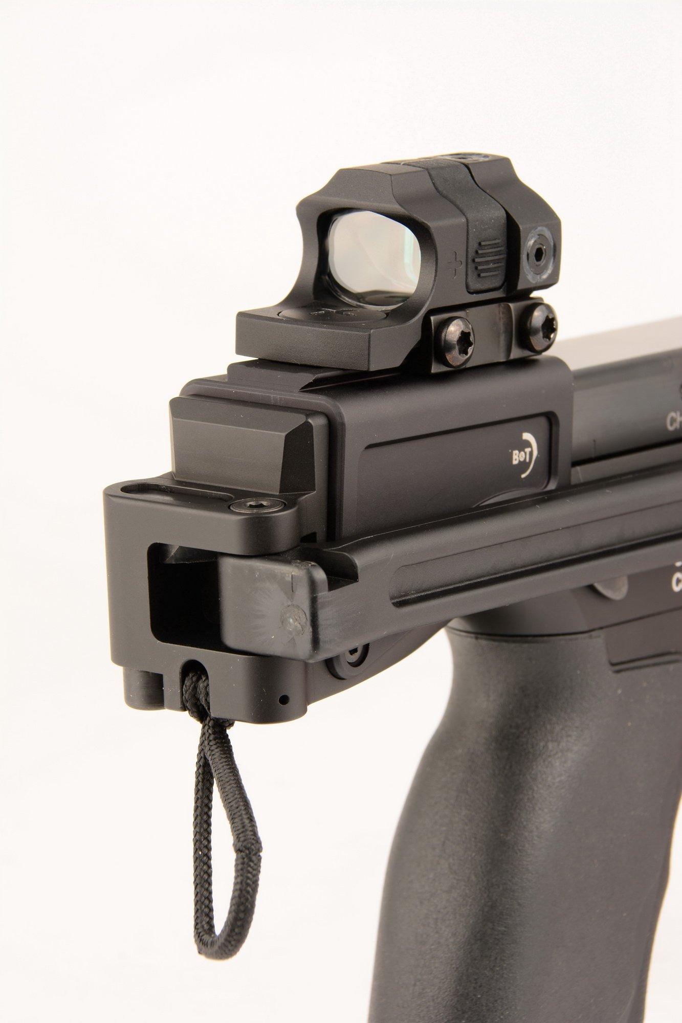 Pistola de rango extendido USW de B&T