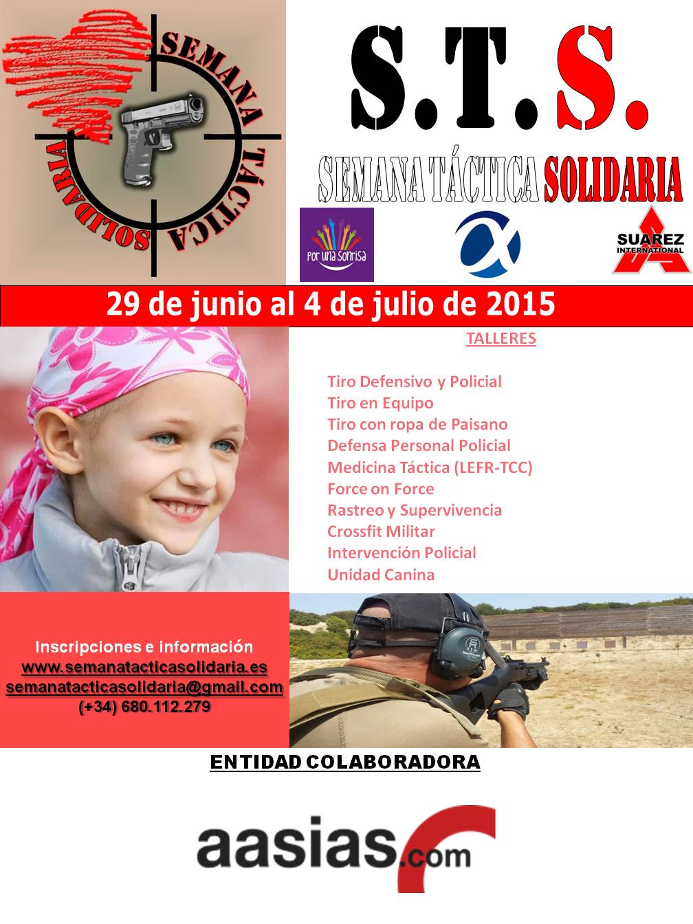 Andreu Soler i Associats con la Semana Táctica Solidaria