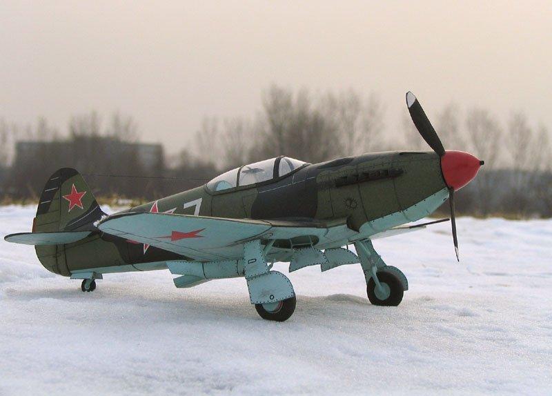 Avión Jack 1