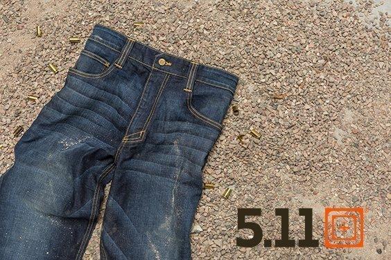 5 11 Jeans Defender Pantalones Tejanos Funcionales Y De Alta Resistencia