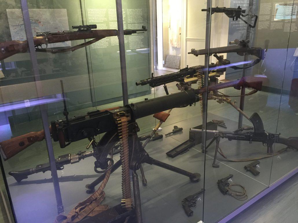 Armamento - Operación Market Garden