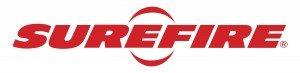 SureFire Logo Rojo