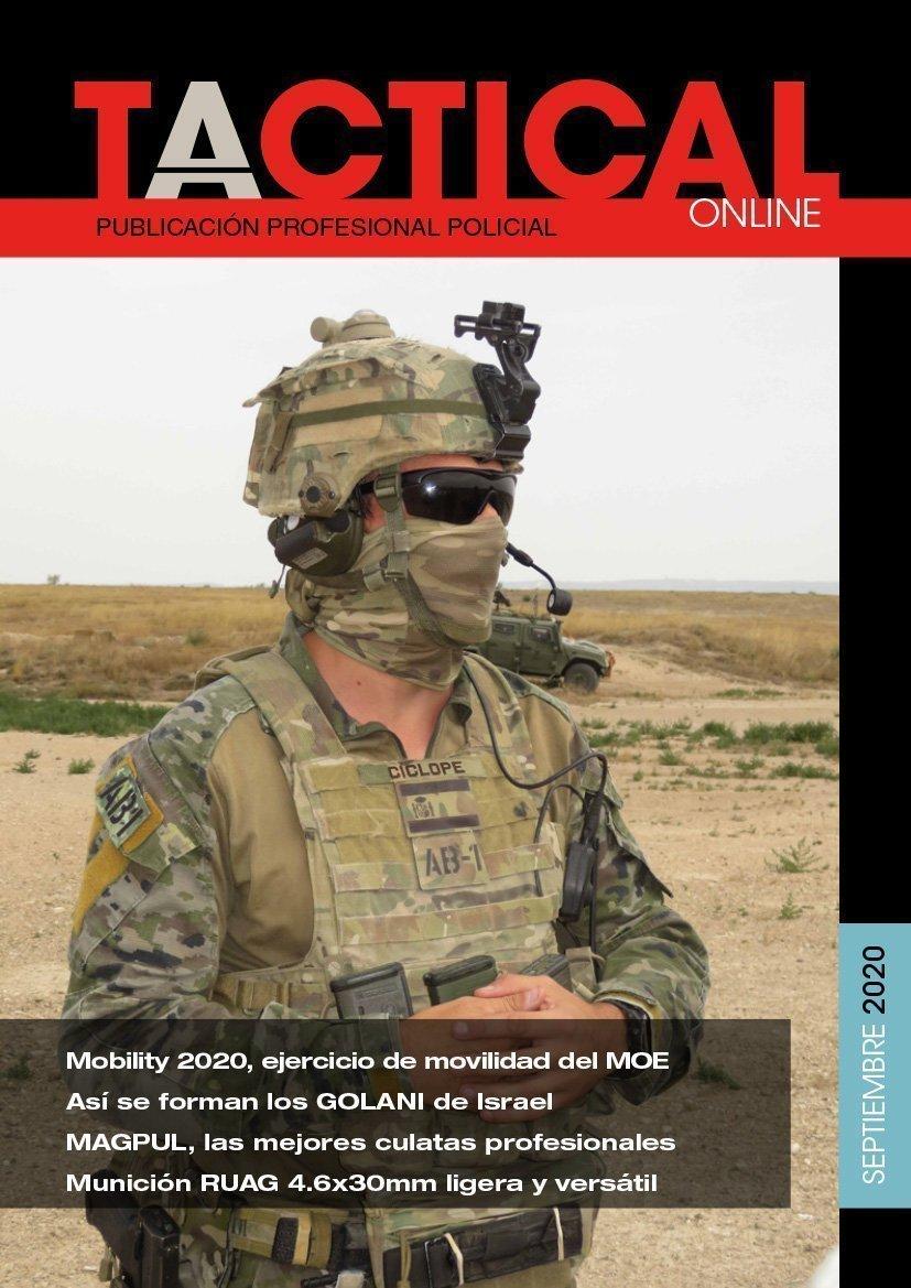 Tactical Online Septiembre 2020