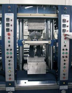 máquina para fabricar la suela