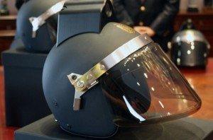 casco uip cámara integrada