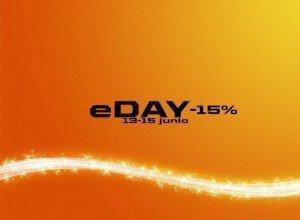 eday 15% descuento