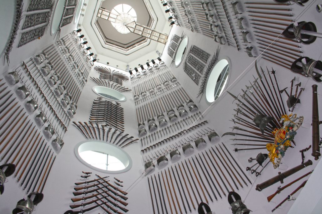 Leeds Royal Armouries Museum