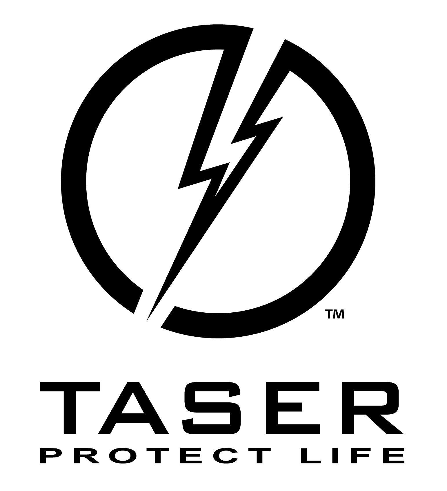 logotipo Taser