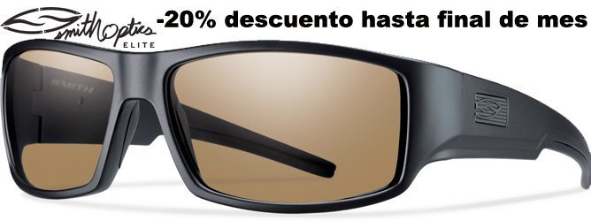 20% DESCUENTO SMITH OPTICS ELITE EN MX