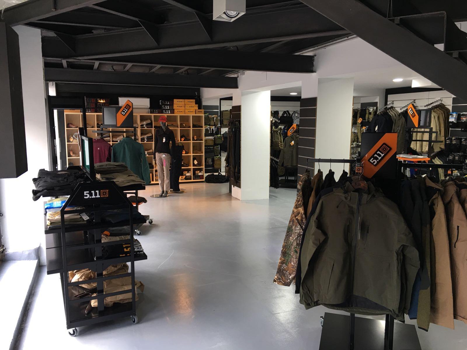 tienda 5.11 Madrid